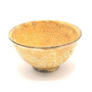 Japanse gele Chawan