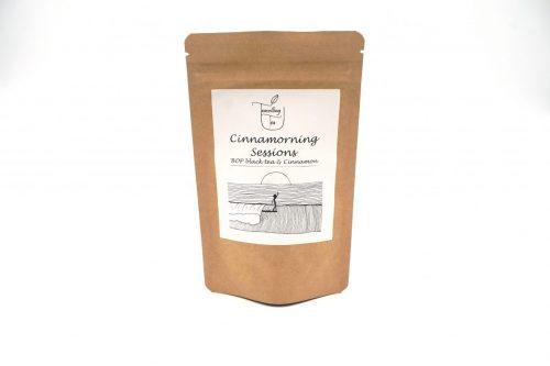 Organic black tea cinnamon
