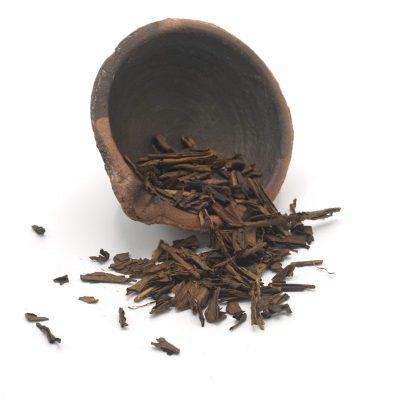 Houjicha laag cafeïne gehalte