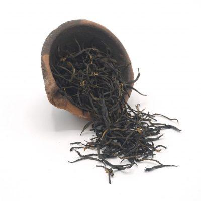 OP1 zwarte thee