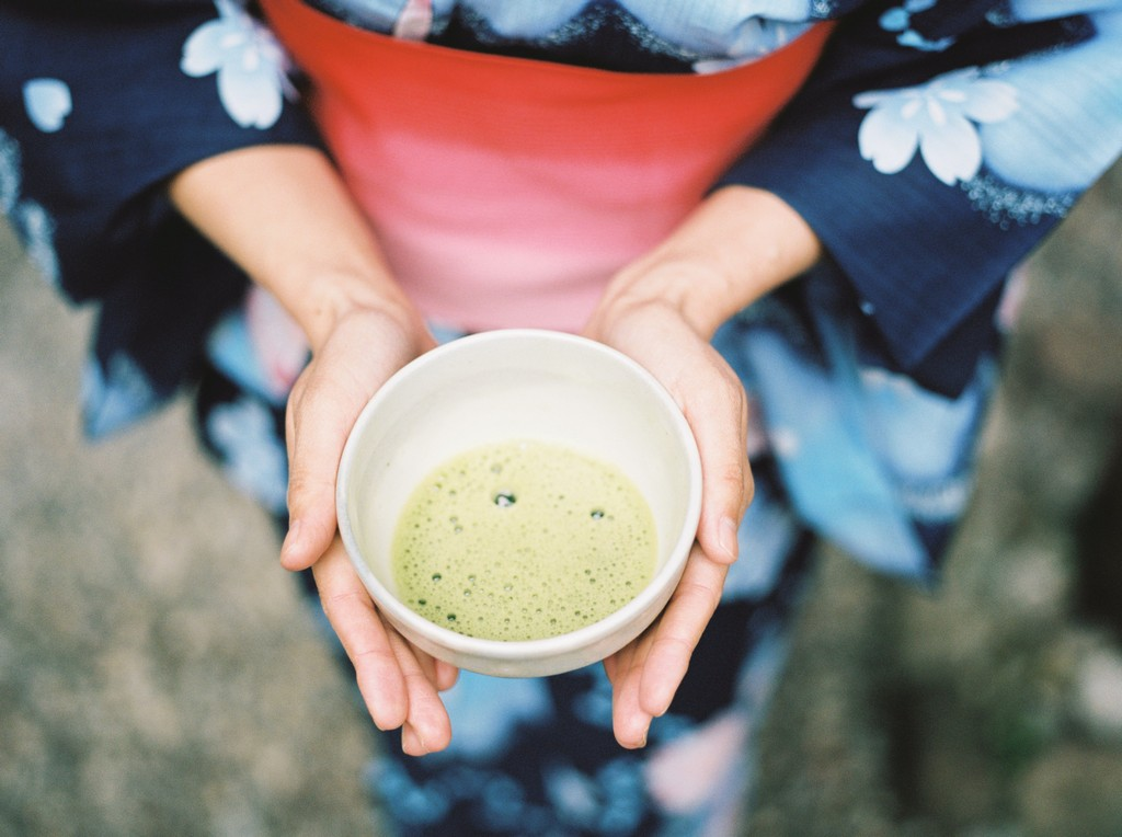 Matcha thee maken