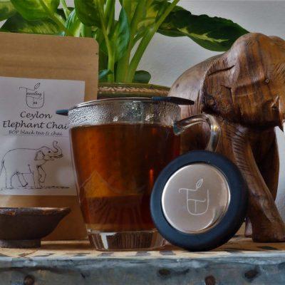 Ceylon chai thee cadeau