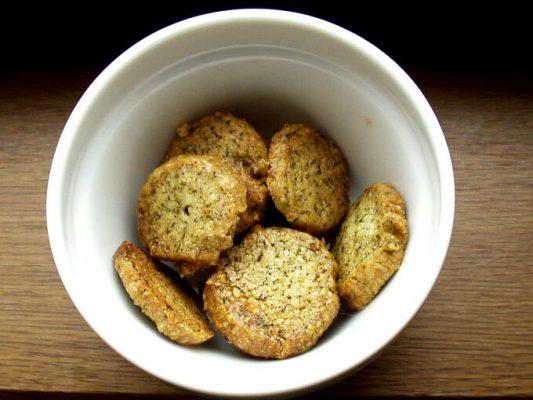 Houjicha koekjes