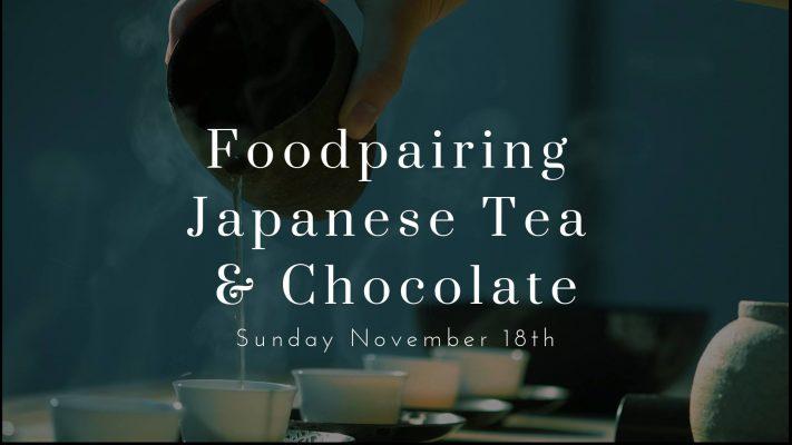 foodpairing japanse thee