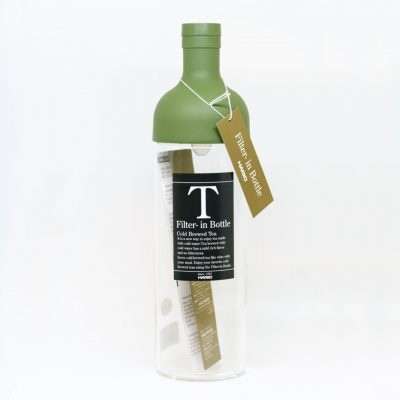 Hario filter in bottle tea